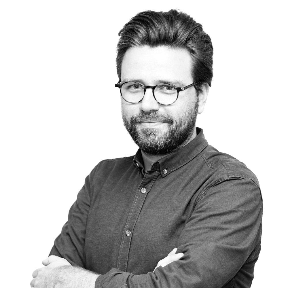 Mads Brevadt Jarner   CEO & Co-founder