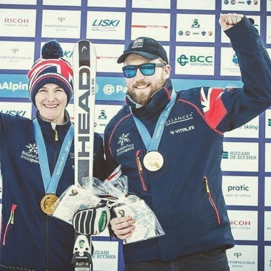 Brett WildParalympic Ski Guide and Royal Navy Submariner - Bio