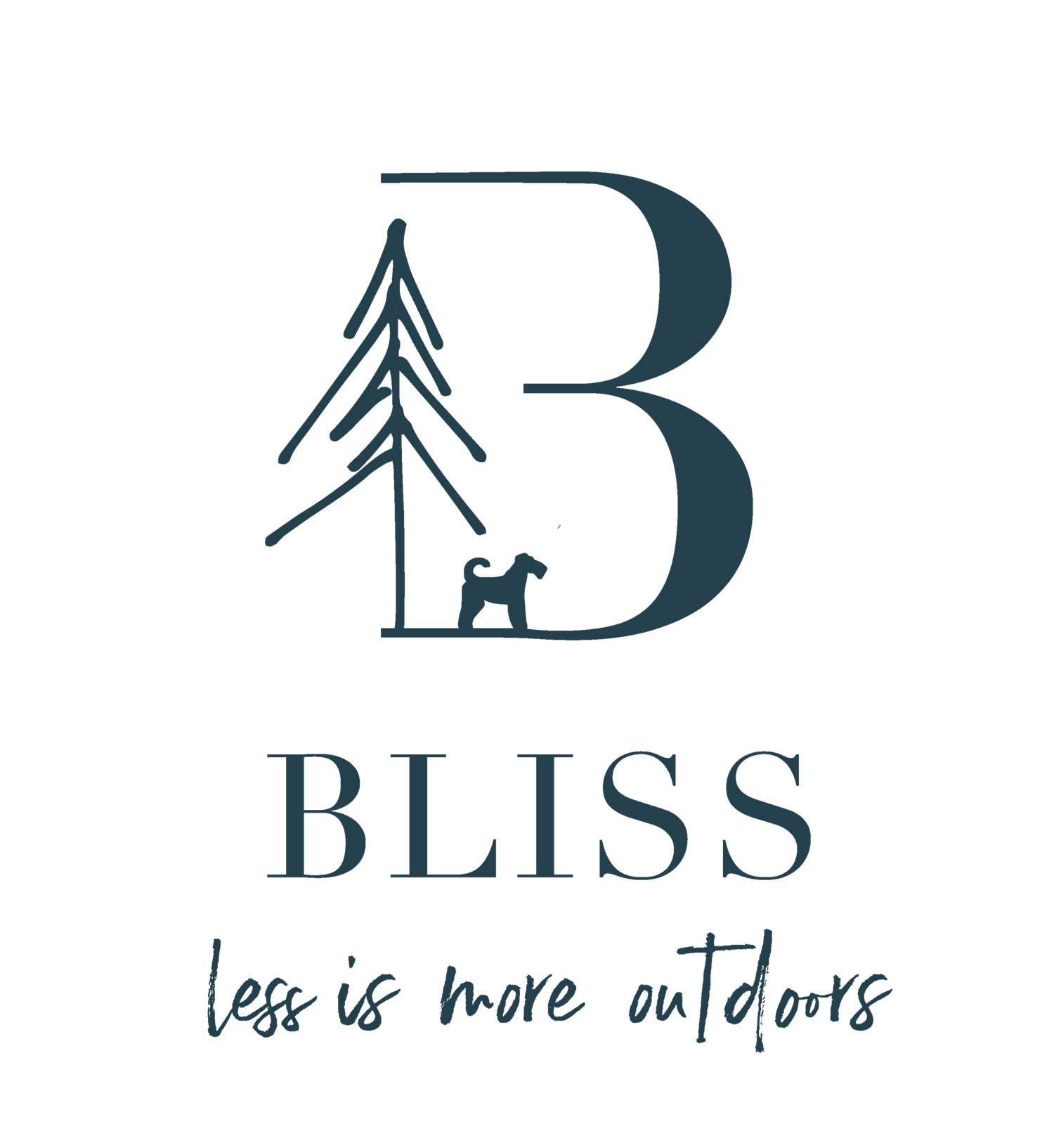 BLISS - less is more outdoors