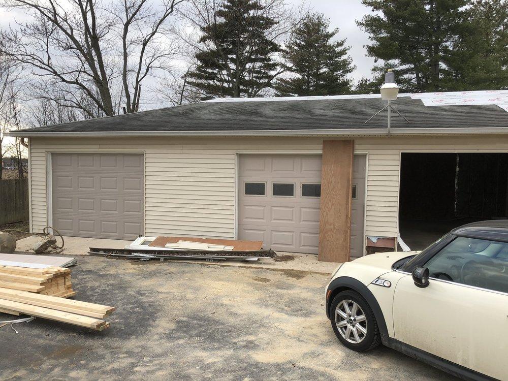 before (asphalt and flat roof line)