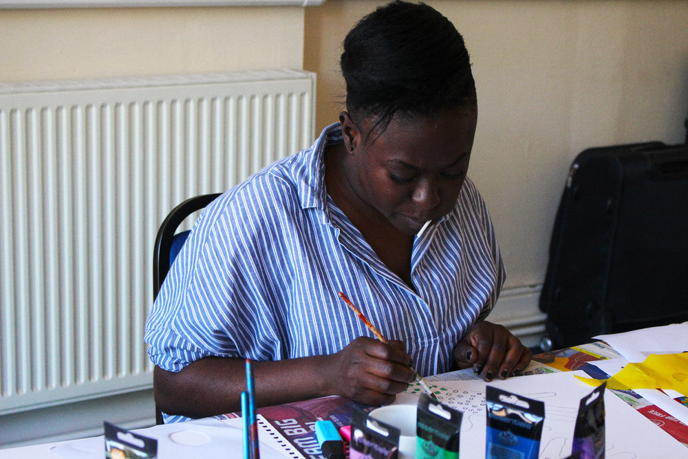 Wellbeing & ARTS PROJECTS -