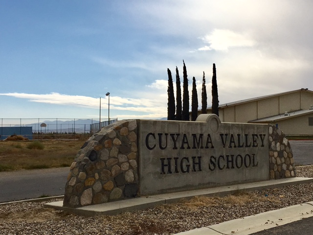 cuyama high school