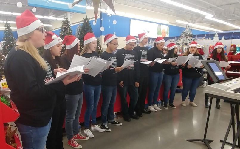 Swartz Creek High School Madrigals Choir