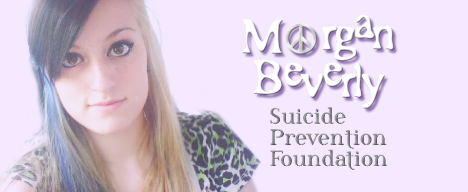 Morgan Beverly Suicide Prevention Foundation