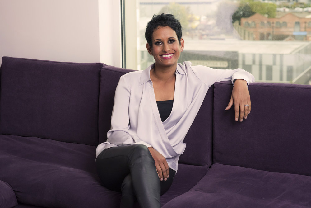 Naga Munchetty - Impact Awards 2019 Host