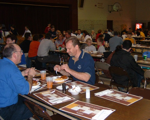 Pancake breakfast - Second Sunday of the month (October through March)