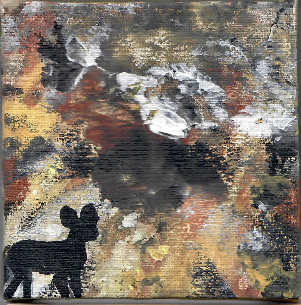 AFRICAN WILD DOG - Alice S. Keith