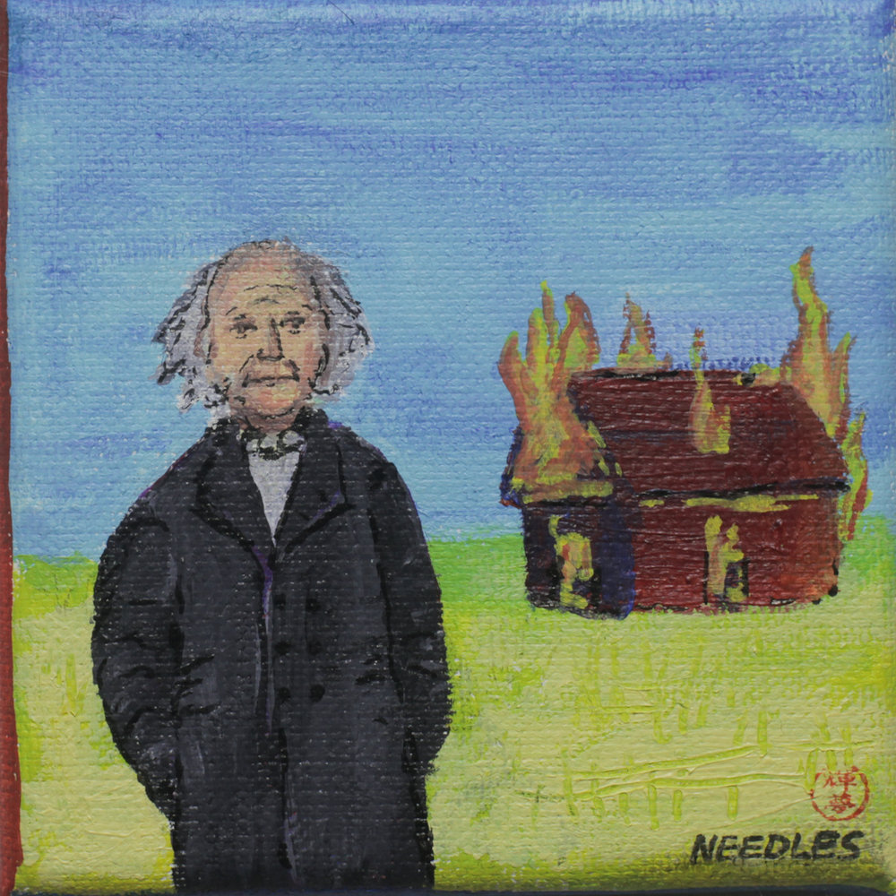 BARN BURNER - Tim Needles
