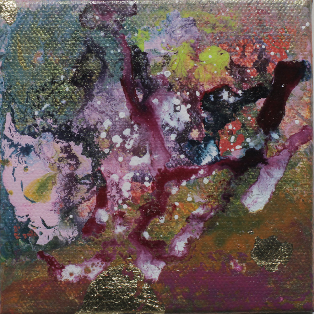 BAWDY - Caroline Tavelli-Abar