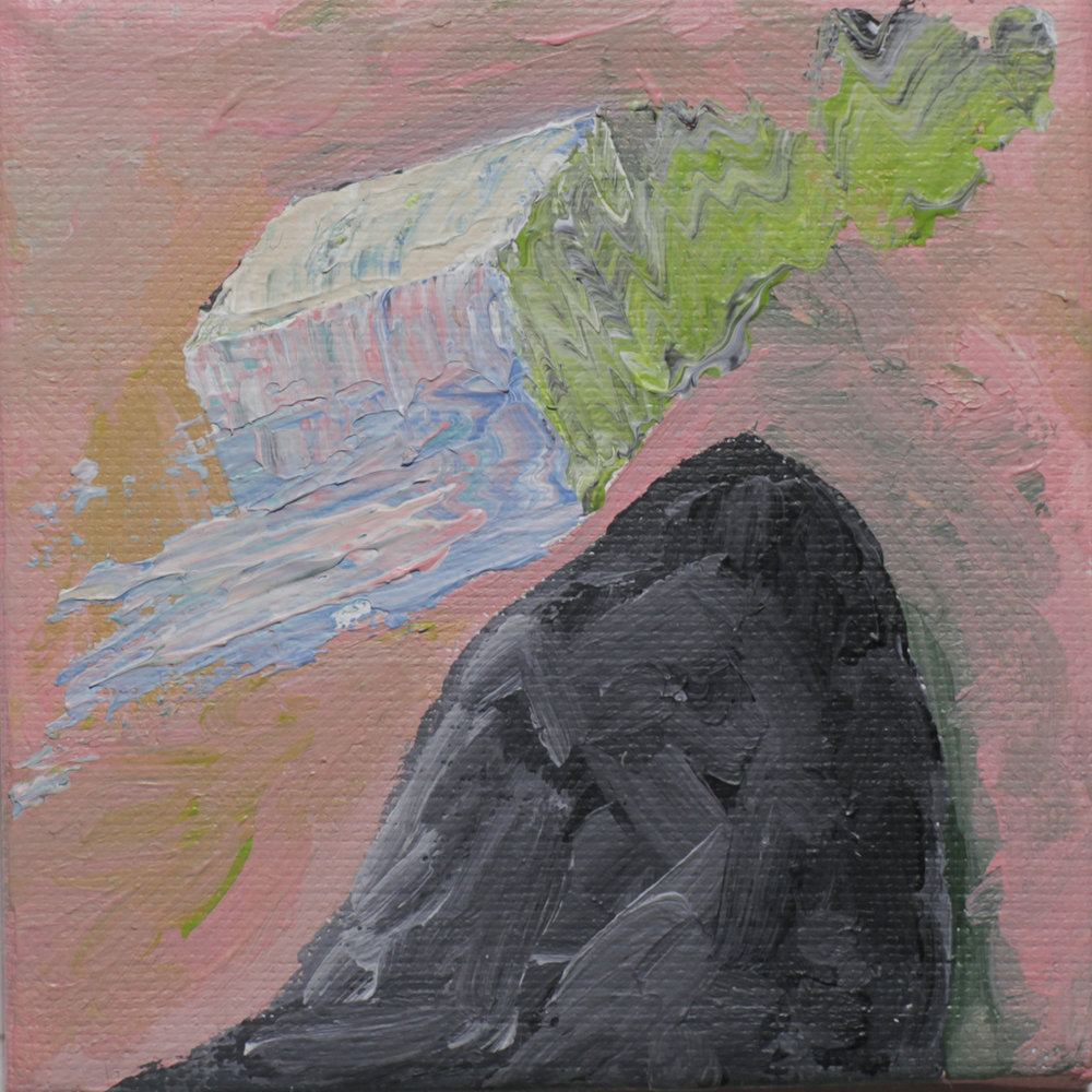 BLOCKHEAD - Angela Anne