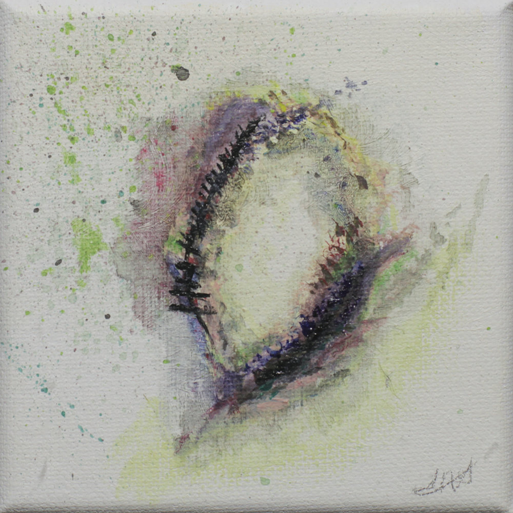 BRUISE - Taylor Genrich