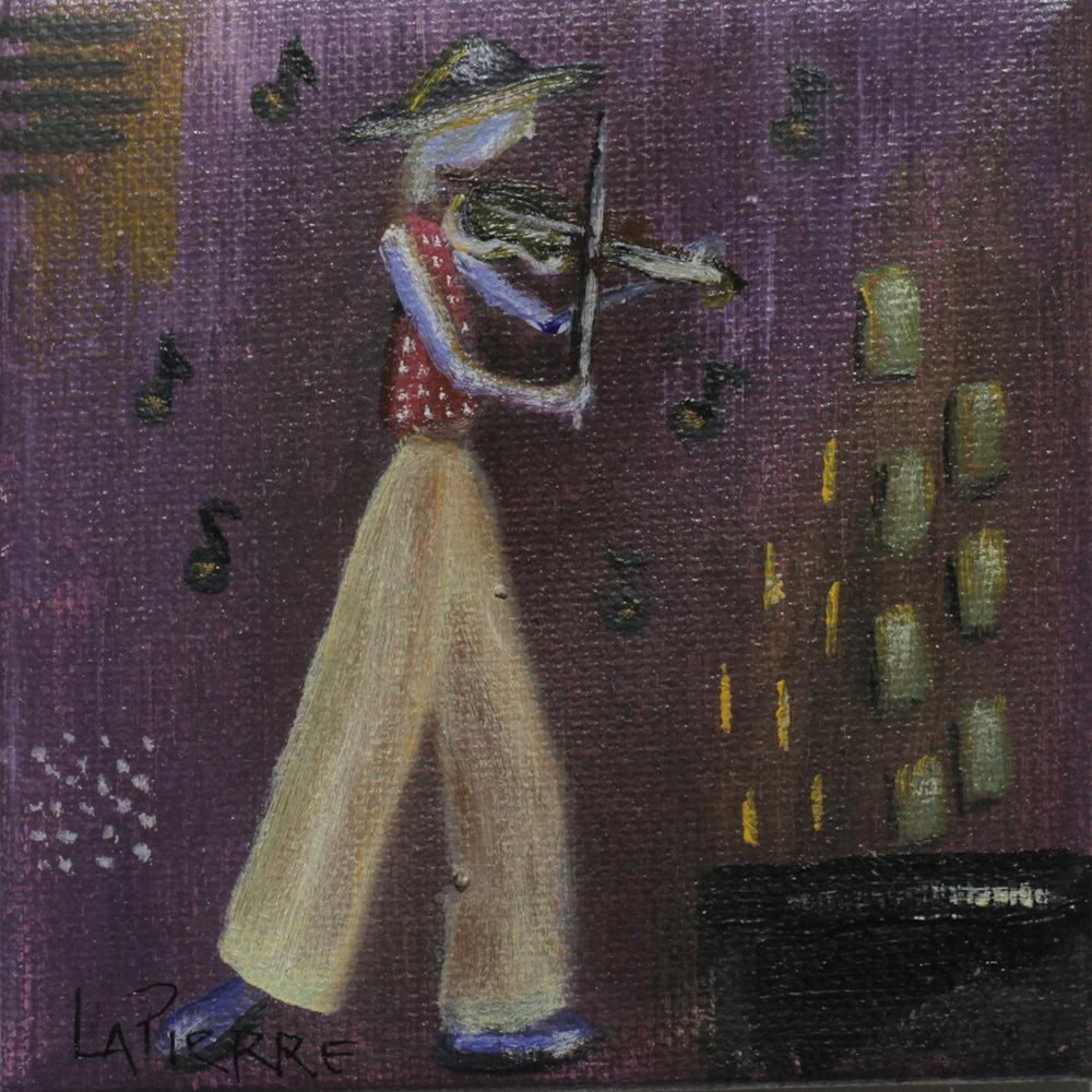 BUSKER - Sharri Lapierre