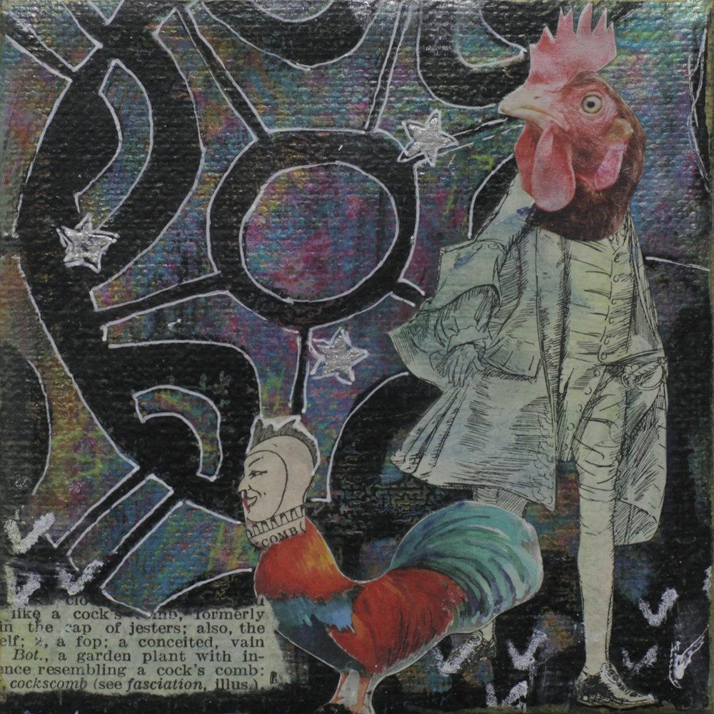 COXCOMB - Frieda Oxenham