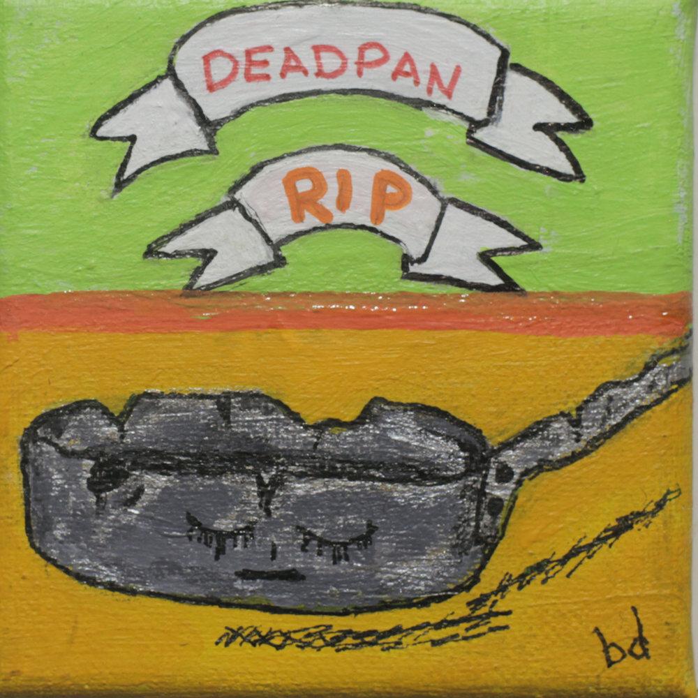 DEADPAN - Buzzy Darden