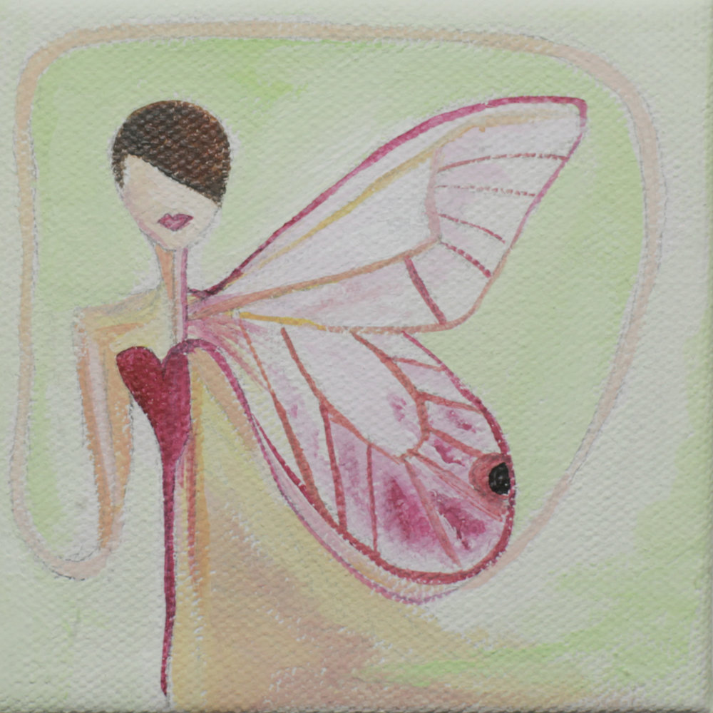 DELICATE - Sherie Drees