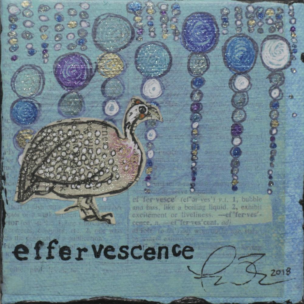 EFFERVESCENCE - Frances Byrd