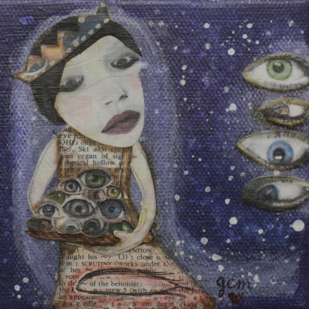 EYES - Michelle Pryde