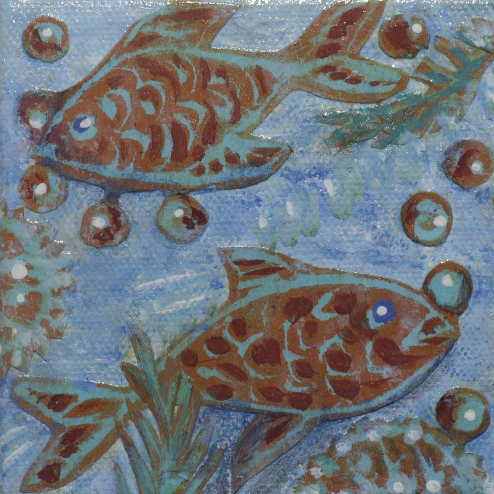 FISH - Suzanne Halstead