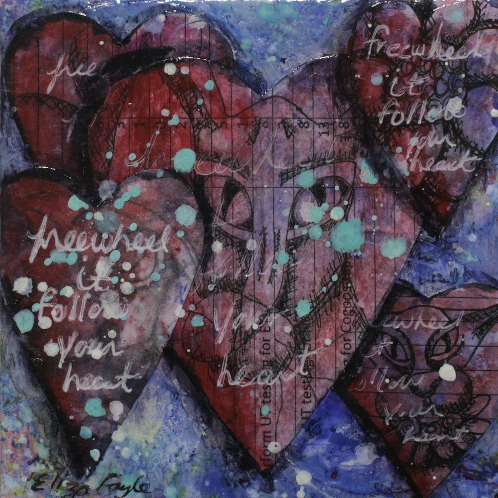 FREEWHEELING - Eliza Fayle