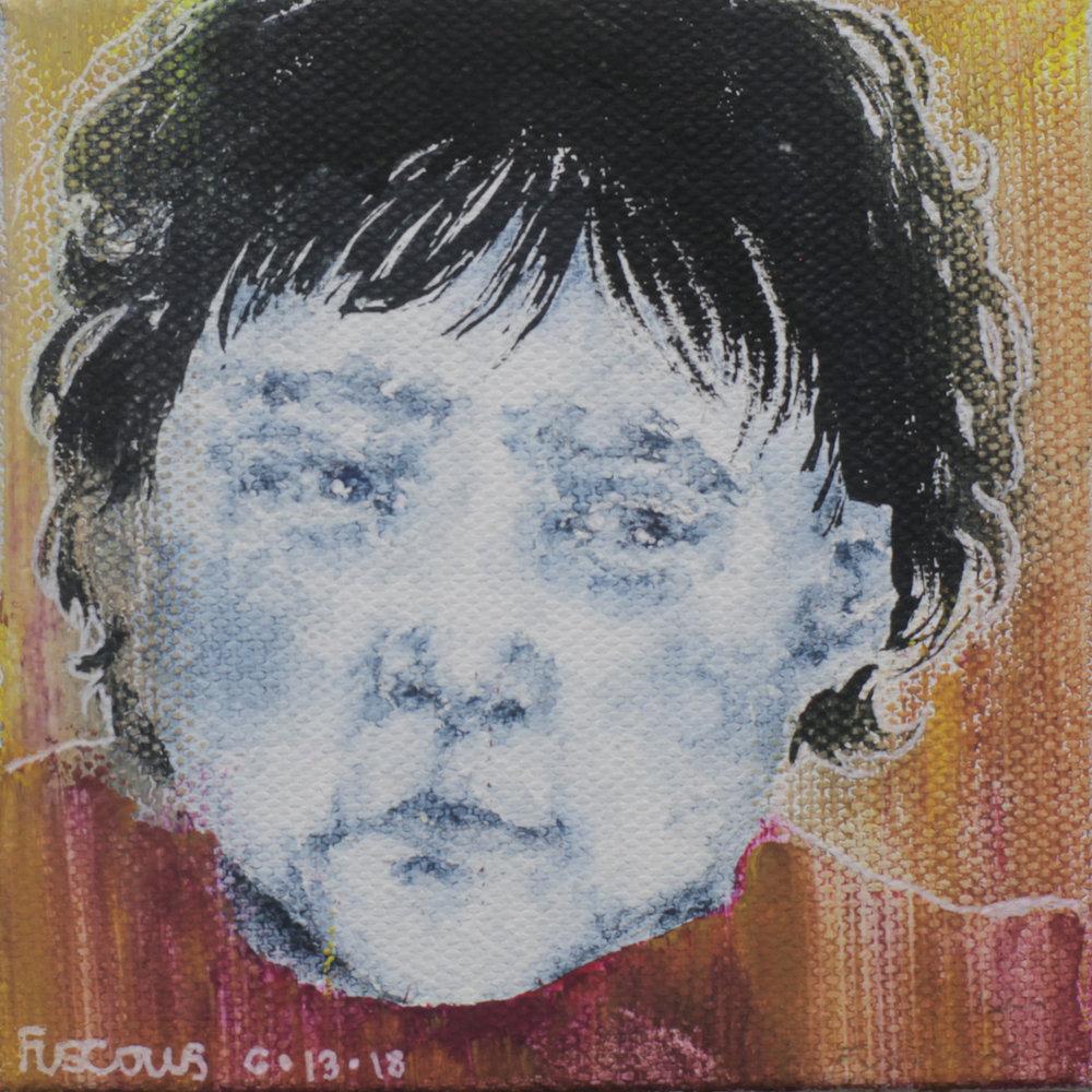 FUSCOUS - Grace Sanderson
