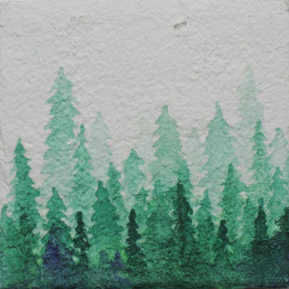 GREEN - Amy Mullin