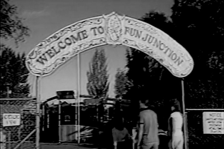 THE ORIGINAL FUN JUNCTION AMUSEMENT PARK - OPENED IN 1954, FUN JUNCTION WAS THE LARGEST AMUSEMENT PARK BETWEEN DENVER AND SALT LAKE CITY. IT HAS SINCE CLOSED ……WE ARE LOCATED ON THAT VERY PARCEL OF LAND AND DECIDED TO KEEP THE FUN ALIVE BY ALLOWING THE NAME TO LIVE ON.LOOK FOR THE ORIGINAL TURNSTYLE OF THE AMUSEMENT PARK IMMEDIATELY TO YOUR LEFT WHEN YOU ENTER THE STORE!