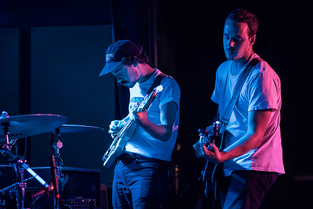 Brothers Tom and Joe Russo of Melbourne, Australia-based band Rolling Blackouts Coastal Fever playing the Turf Club in Saint Paul, Minnesota.