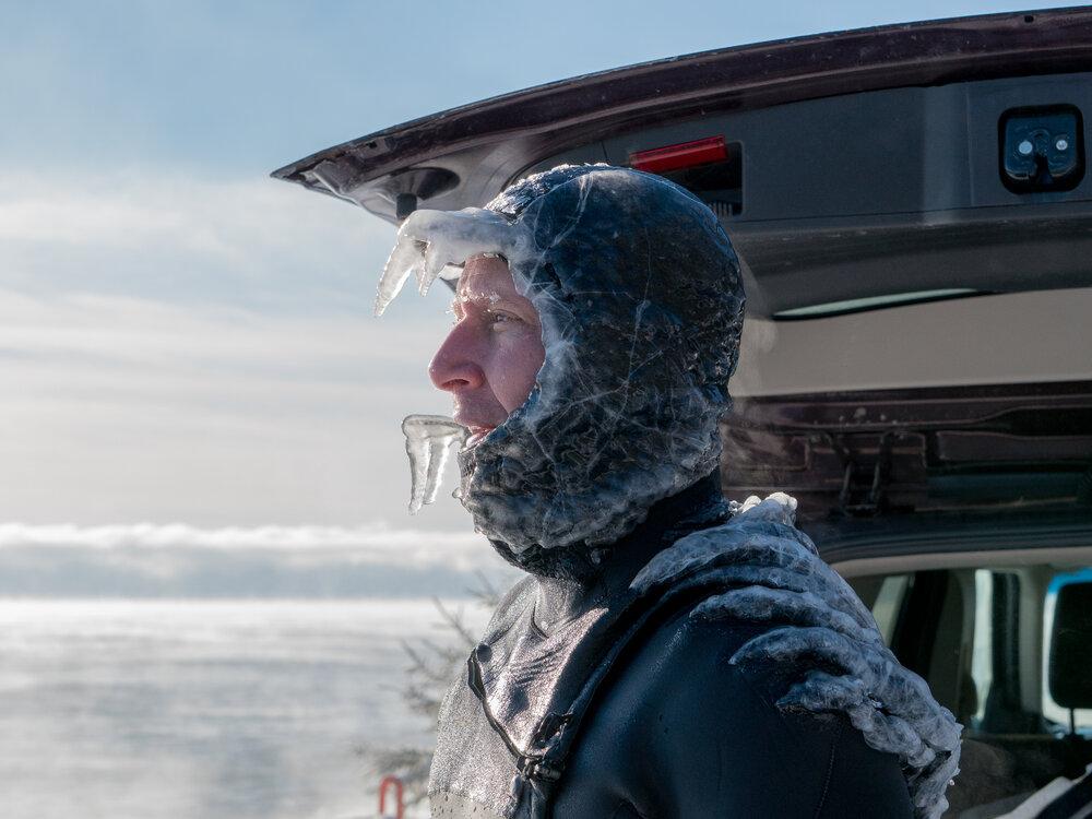 Stefan Ronchetti, Lake Superior