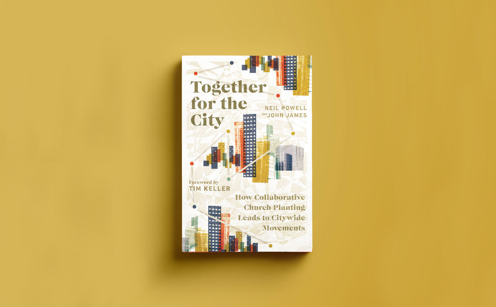 Pre-Order the book - Our prayer is that this vision may help others work together to reach the cities, and through them, the world.