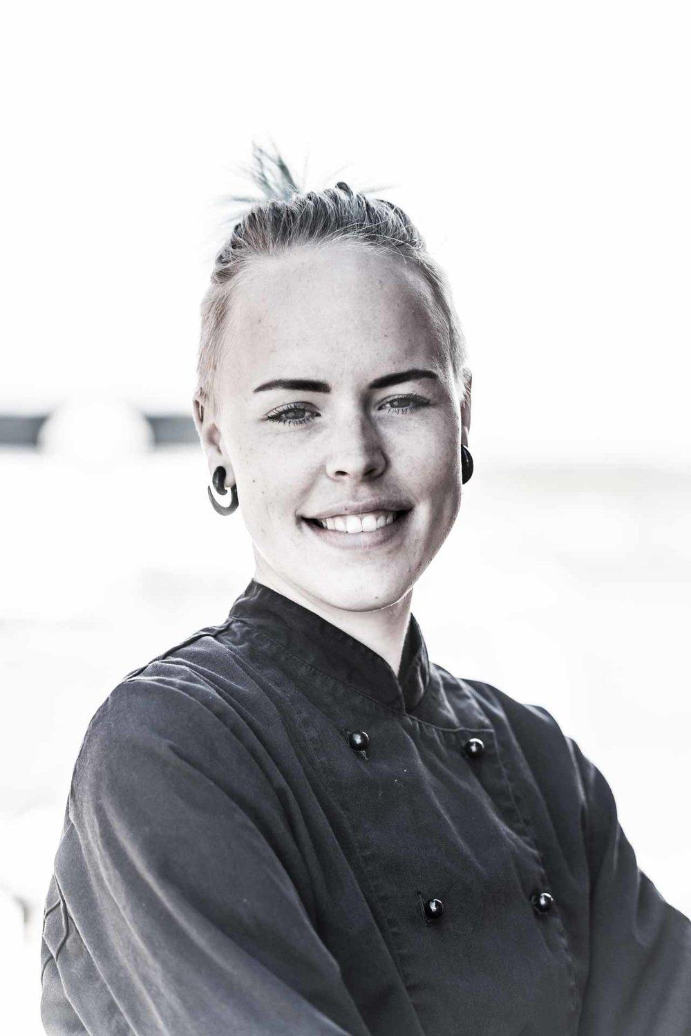 Lisa Angelica Rønning - souschef