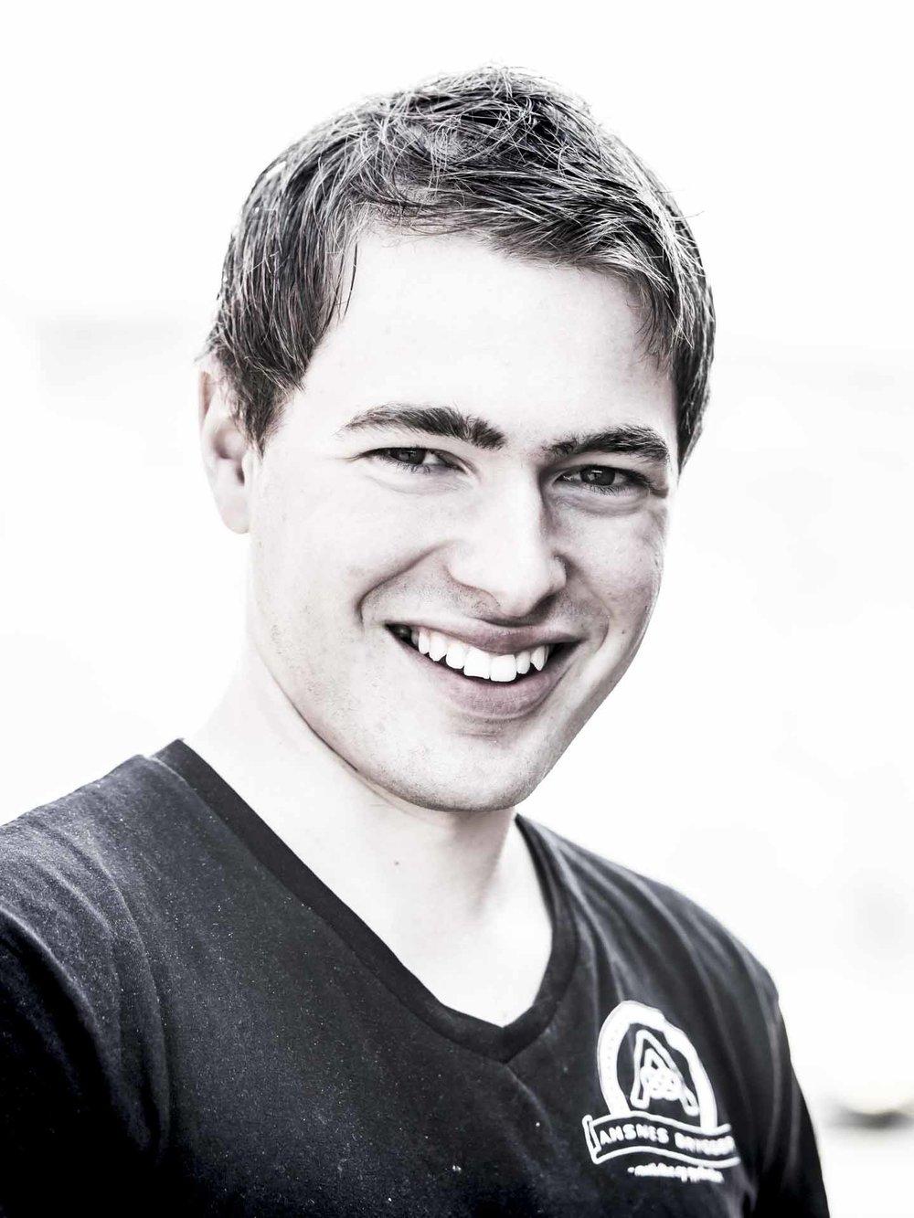 Henrik Skjåk-Bræk - kokk