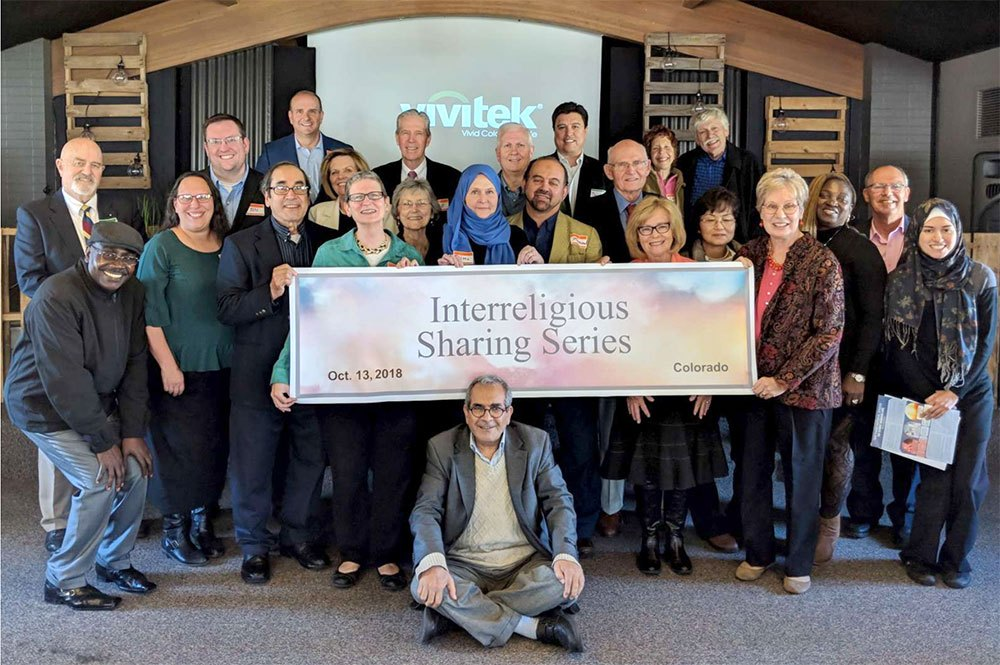 USA: Interreligious Sharing on