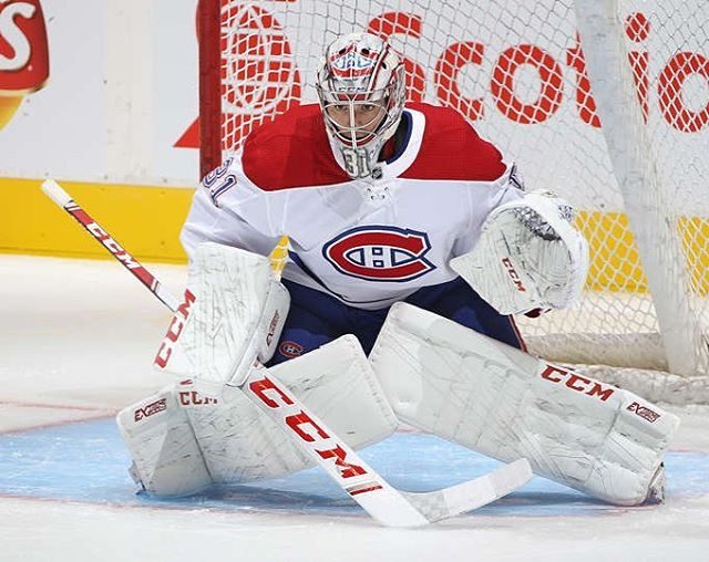Over the weekend, @cp0031 jumped the great Patrick Roy for 2nd all-time in wins for the @canadiensmtl . Trailing Jacques Plante by only 24 wins, will Price stick with Montreal long enough to take top spot? #AlwaysAGoalie