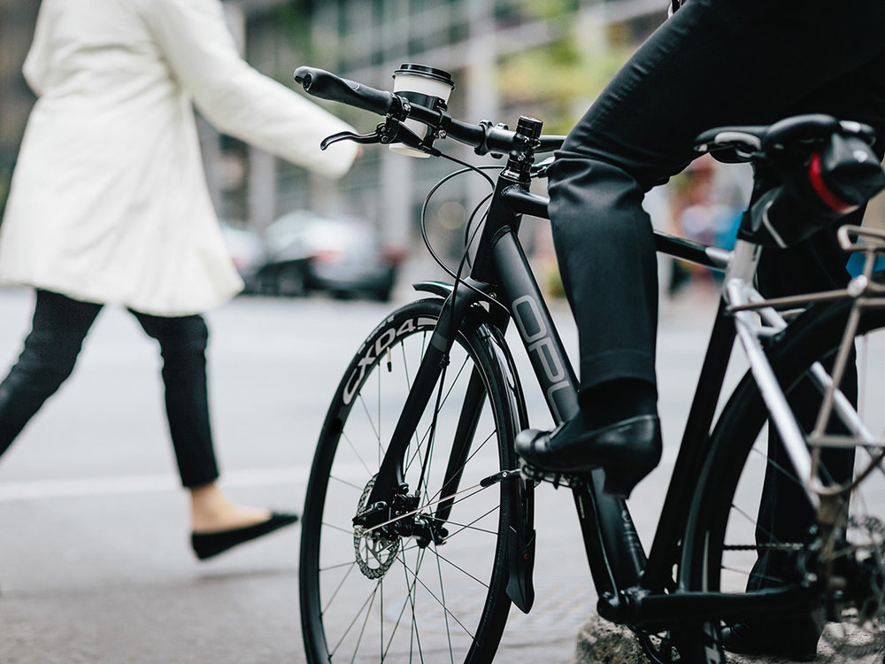 "Opus bikes - Opus is a Montreal-based manufacturer that creates high-quality bikes for riders of all ages, skill levels, and riding styles, while promoting a ""cycling-as-lifestyle"" philosophy. ""Better for you. Better for the community. Better for the environment."""