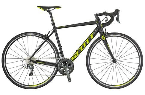 new riders: - Scott Speedster, starting at C$ 1199.99