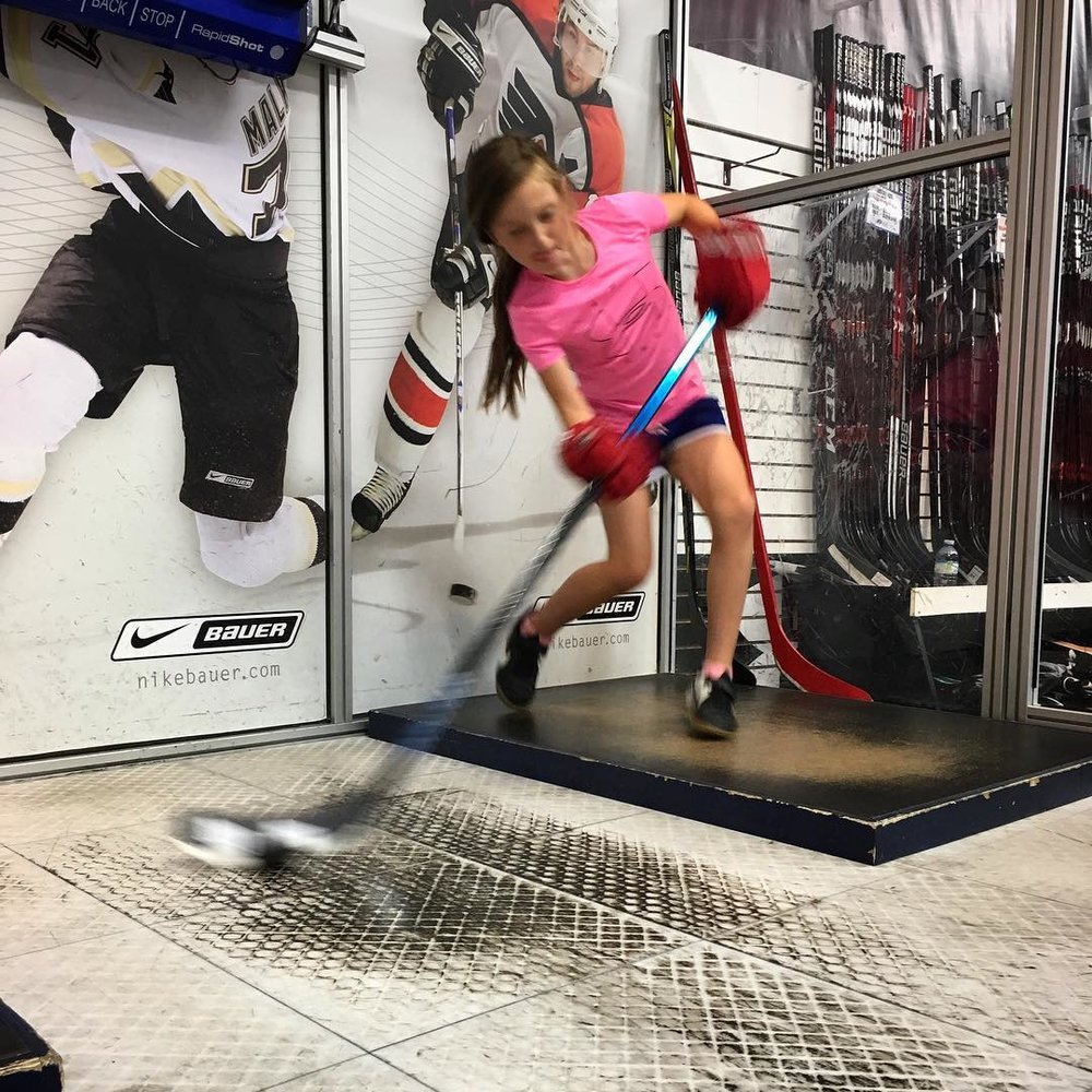 stick demos available - only $5/round