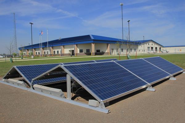 NFEC Solar Panels