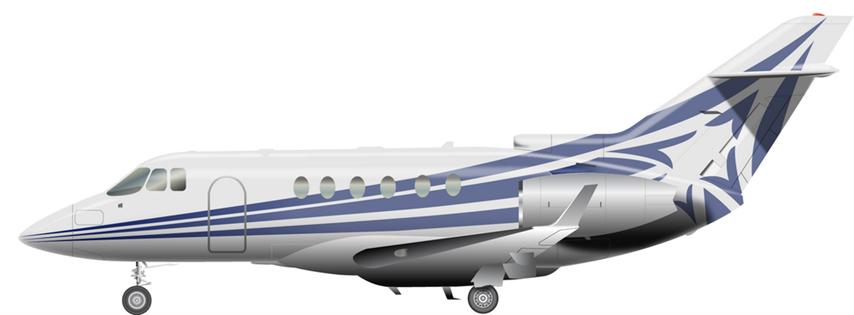 Hawker-850XP_Mid Jet_Exterior-1_Legacy_Aviation_Private_Jet_NetJets_Jet_Charter_TEB_VNY_MIA_PBI_FRG_SFO_FLL_FXE_BED.jpg