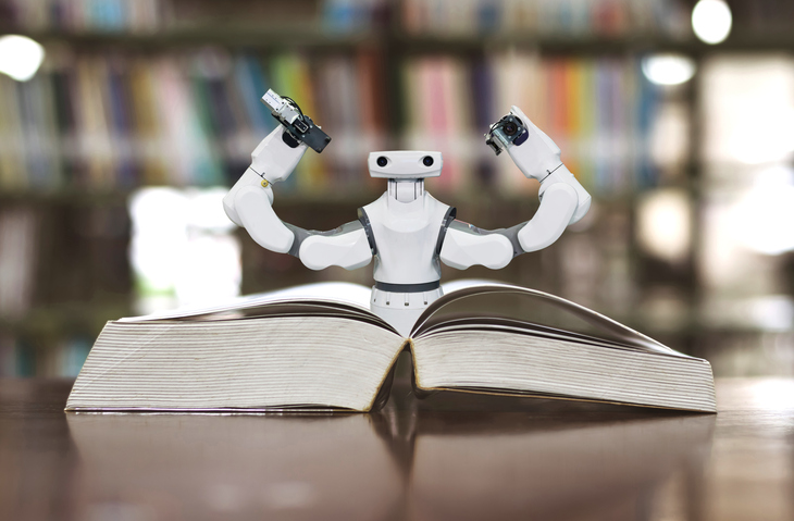 "Ethical AI - ""Using Stories to Teach Human Values to AI"" Researchers from Georgia Tech train robots to read stories and learn acceptable examples of human behavior in society.News ReleaseReported by: Christian Science Monitor, Newsweek, NPR Science Friday, UK Guardian"