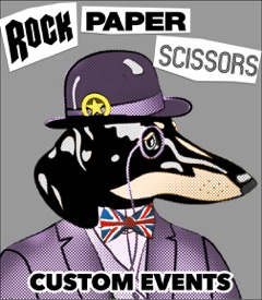 Rock Paper Scissors Events (formerly Treasure Hunt Tours)
