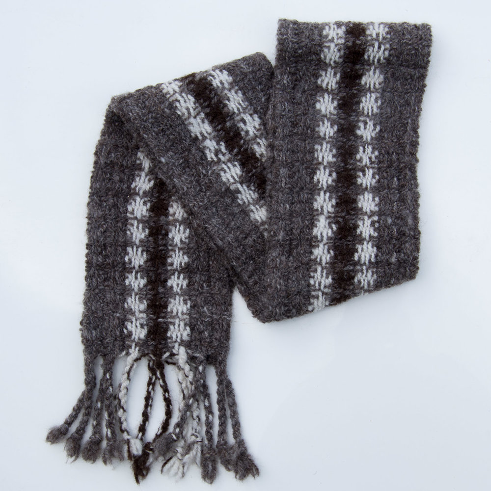 Jacob wool scarf