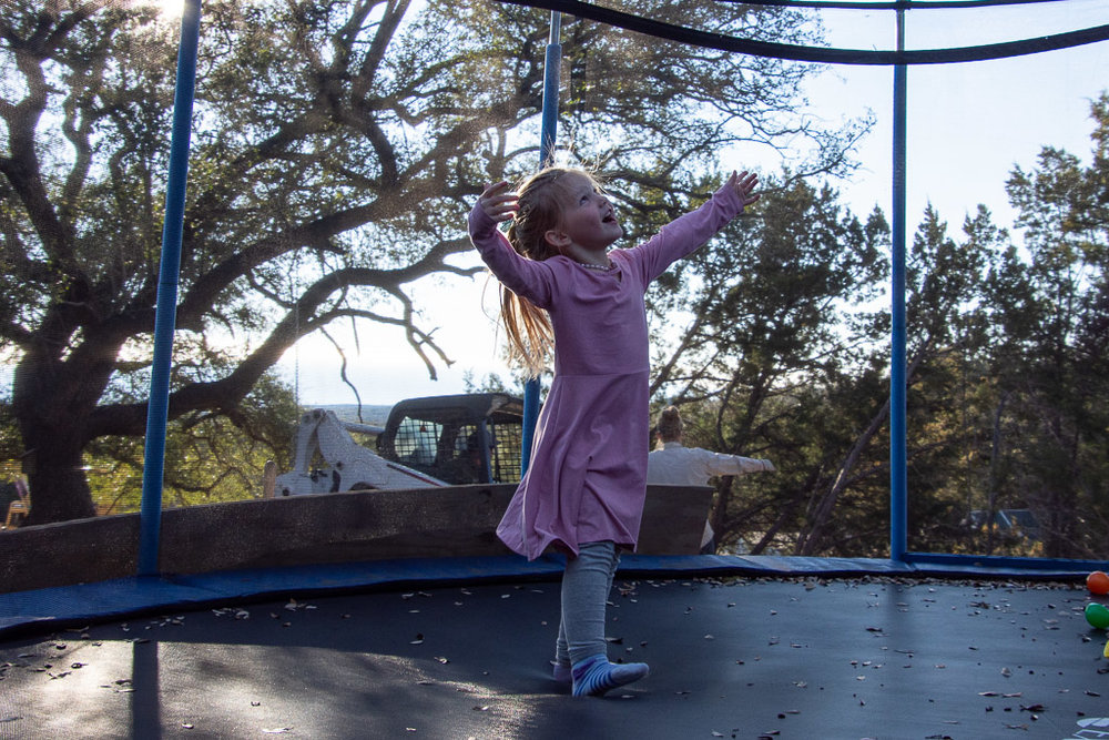 grandkids — Meridian Jacobs — Life on the farm and at the loom