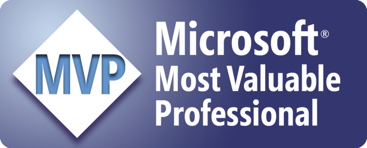 Microsoft Most Valuable Professional - MVP- logo