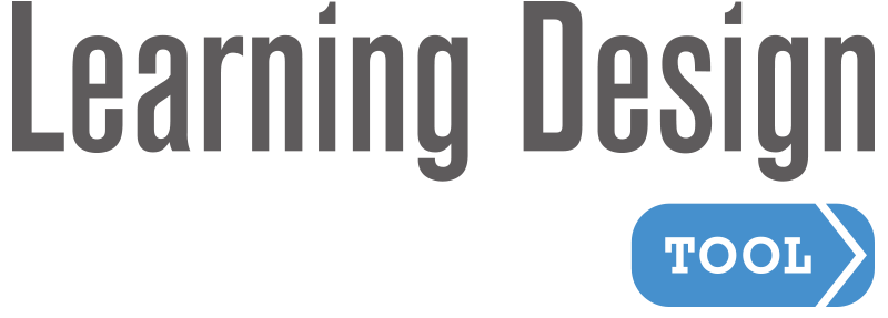 The Learning Design Tool logo