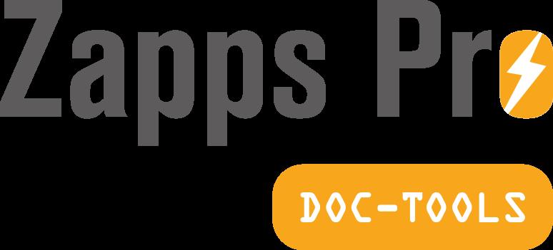 Zapps Pro Doc-Tools logo