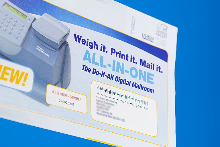 Large Format Postcard - Direct Mail Marketing