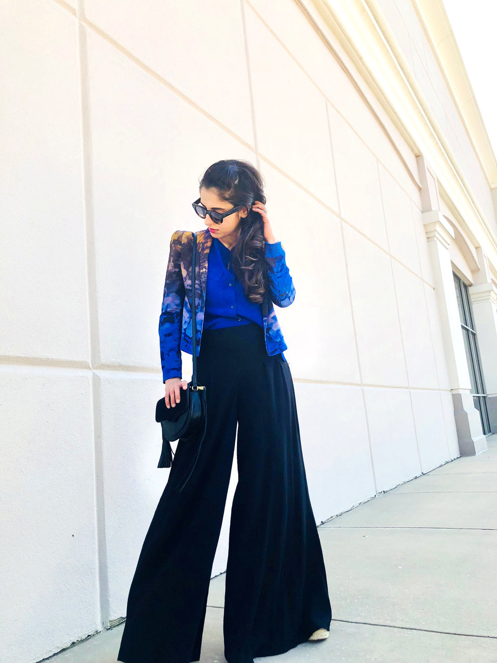 How to style Wide Leg Pants - DesignerLipservice.com