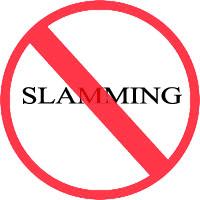 slamming