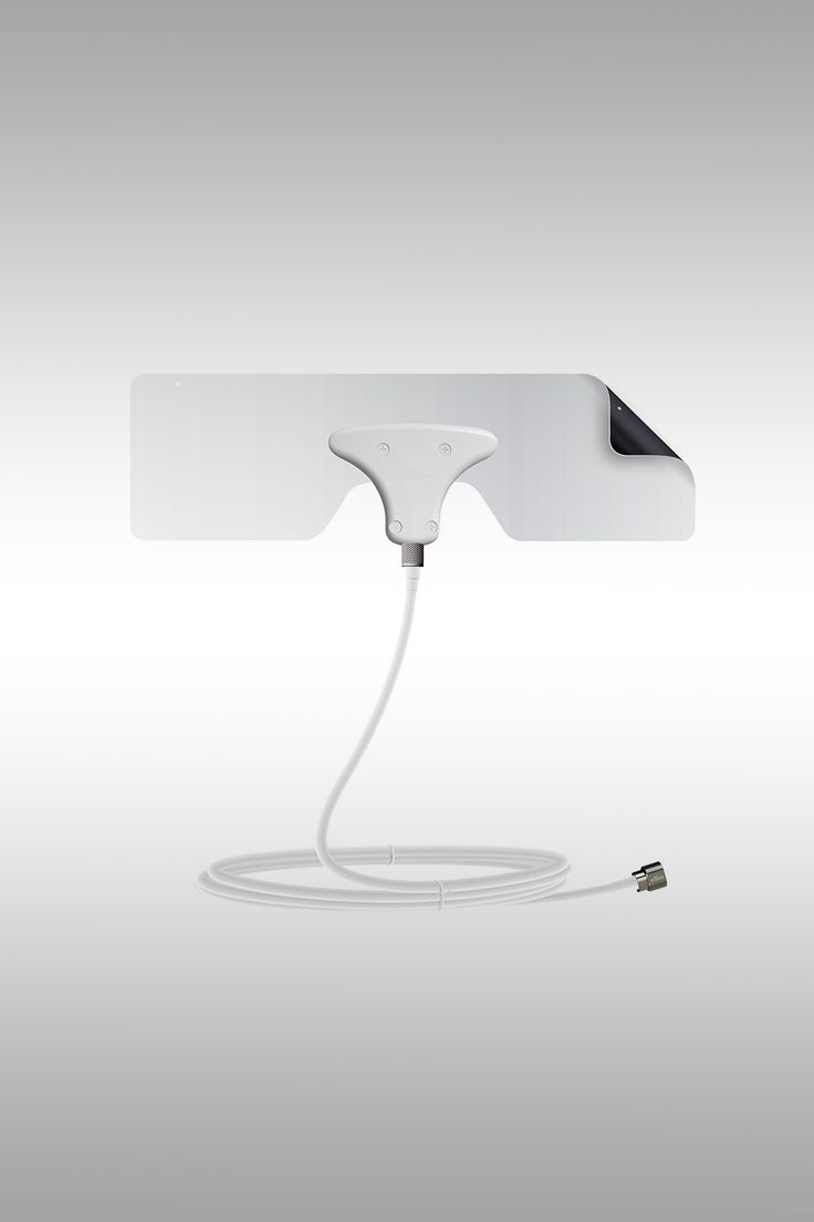 Mohu's Leaf Metro Indoor TV Antenna - Image Credit: Mohu