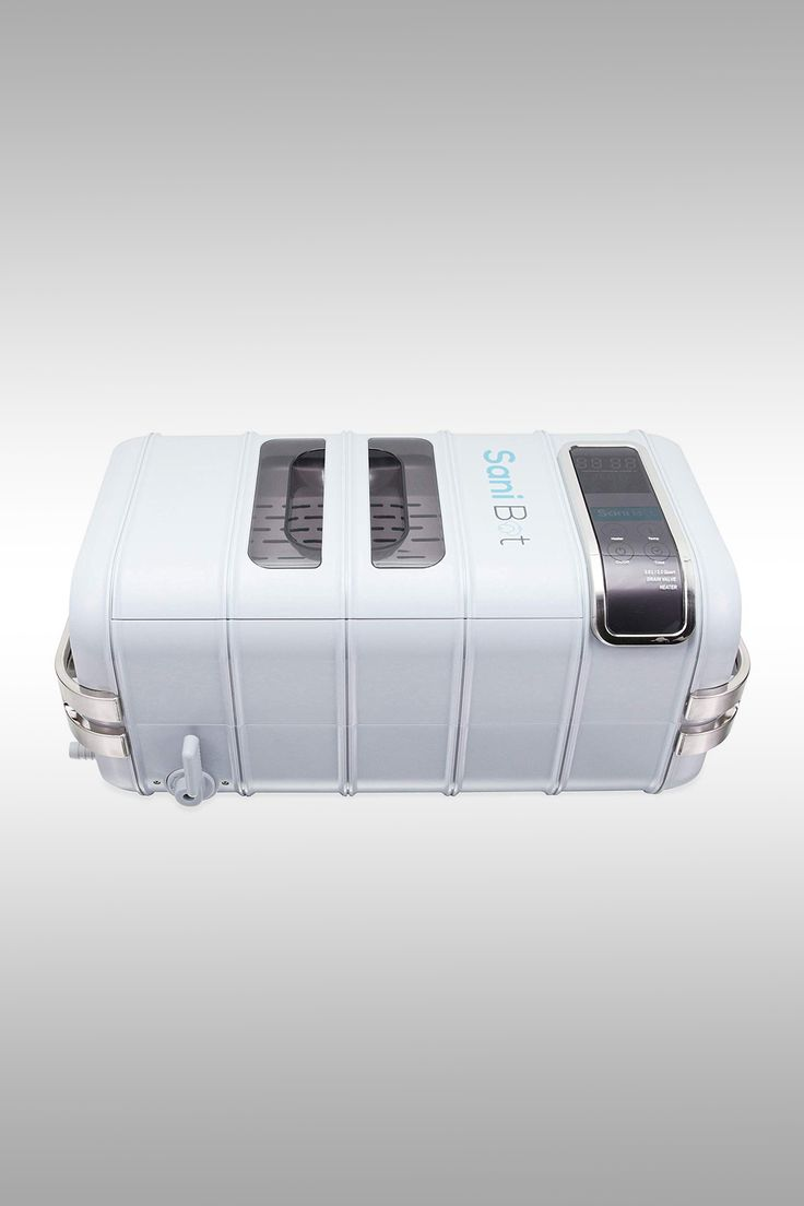 Sani Bot D3 CPAP Machine and Mask Cleaner - Image Credit: Sani Bot